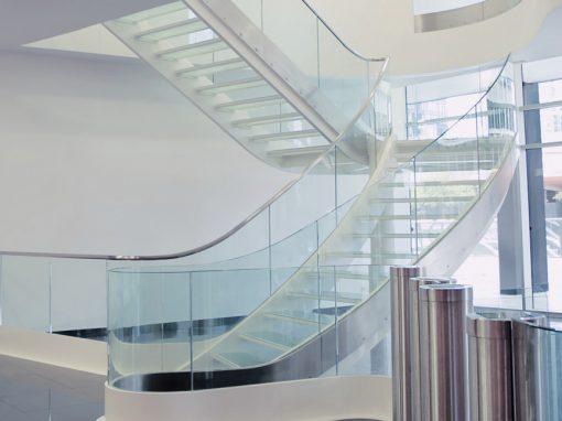 Escalera monumental