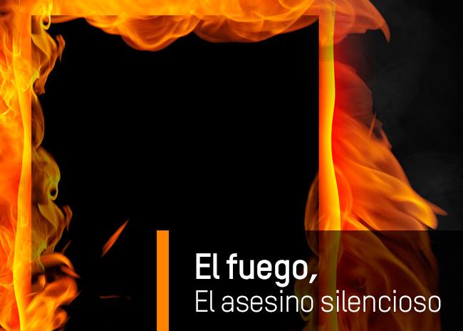 """EL FUEGO """"EL ASESINO SILENCIOSO"""""""