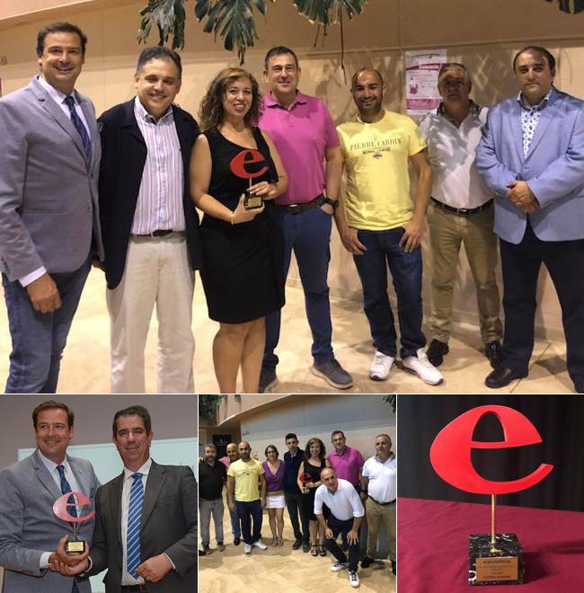 Premio Calidad de la VII Edición de los premios Ejecutivos Aragón